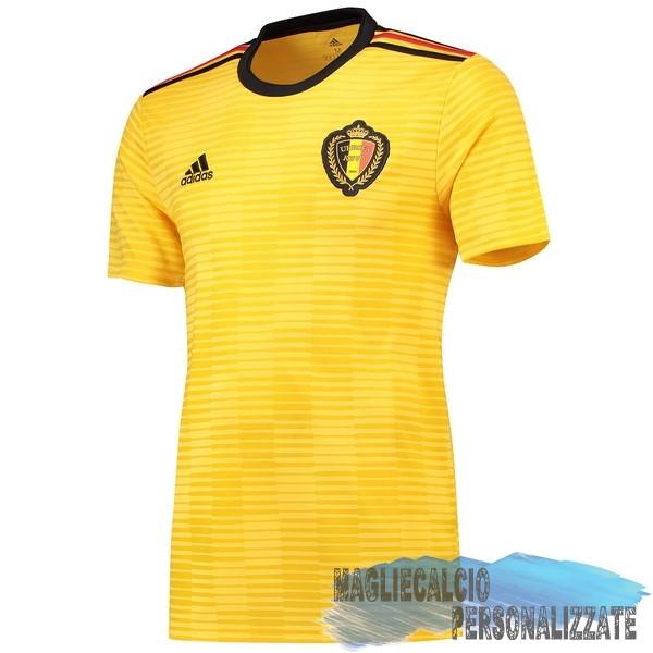maglia Belgio personalizzata