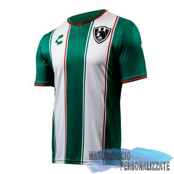 Maglie Calcio Store Tenis Charly Away Maglia Cuervos 18-19 Verde
