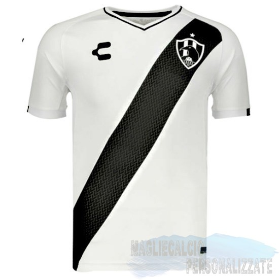 Maglie Calcio Store Tenis Charly Home Maglia Cuervos 2019 2020 Bianco