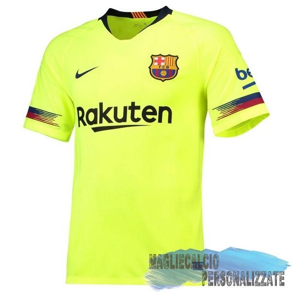 Seconda Maglia FC Barcelona personalizzata