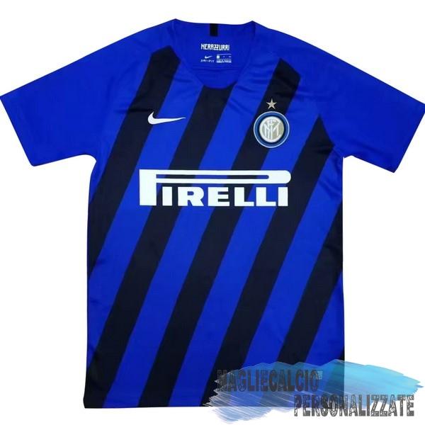 165117c8b Maglie Calcio Store Nike Thailandia Home Maglia Internazionale Milano 19-20  Blu