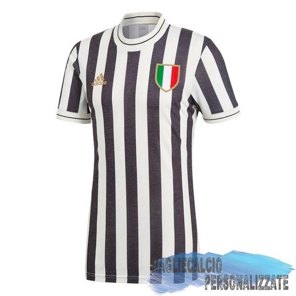 f1f21afb439da6 Maglie Calcio Store adidas Edizione Commemorativa Maglia Juventus 18-19  Bianco Nero