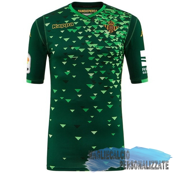 Maglie Calcio Store Kappa Away Maglia Real Betis 18-19 Verde