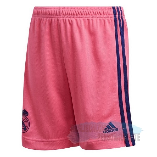 Maglie Calcio Store adidas Away Pantaloni Real Madrid 2020 2021 Rosa