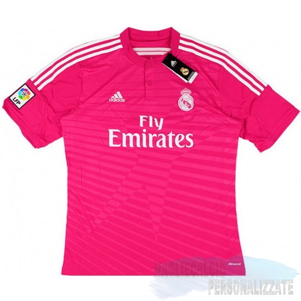 Maglie Calcio Store Adidas Away Maglia Real Madrid Vintage 2014 2015 Rosa