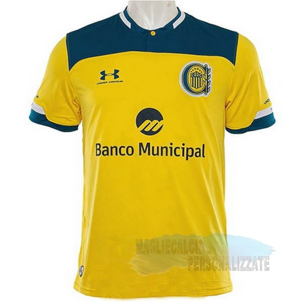 Maglie Calcio Store Under Armour Away Maglia CA Rosario Central 2020 2021 Giallo