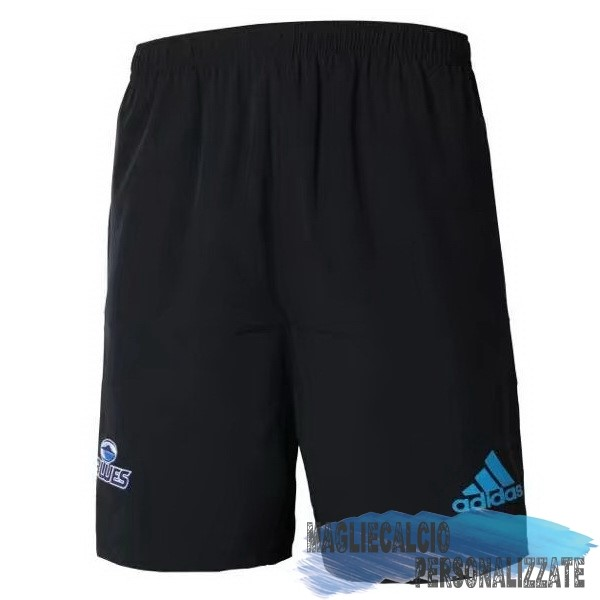 Maglie Calcio Store adidas Home Rugby Pantaloncini Blues 2018 Nero